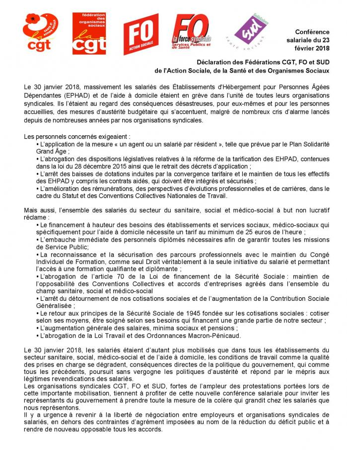 2018 02 21 deiclaration intersyndicale cgt fo sud confeirence salariale page 001