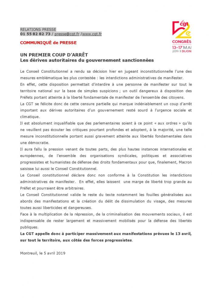 81 communique de la cgt censure partielle loi anti cassseurs 05 04 page 001