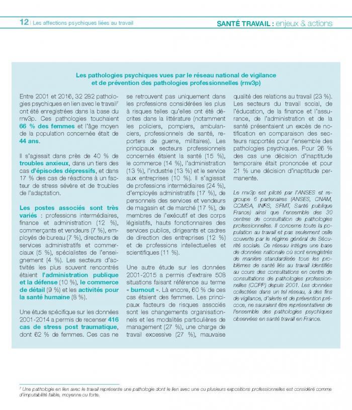Enjeux et actions 2018 affections psychiques travail page 012