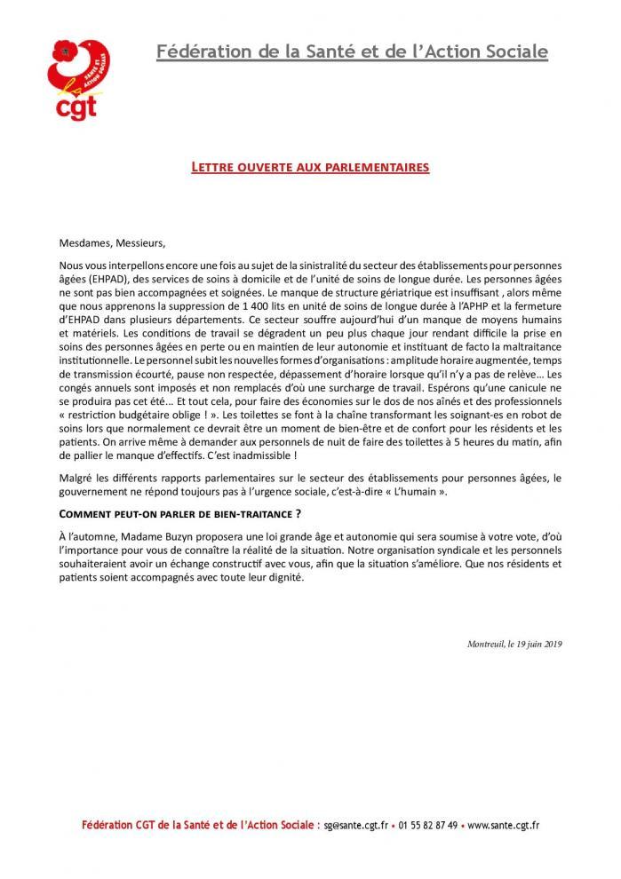 Lettre ouverte aux parlementaires 06 2019 page 001 1