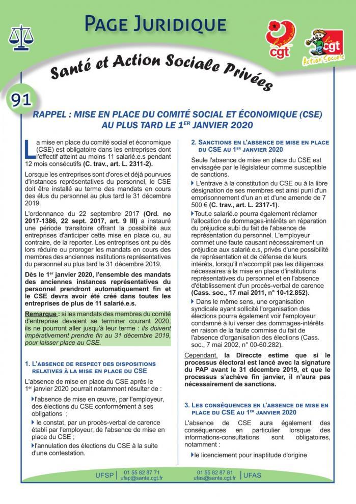Page juridique sante et action sociale privees no91 1