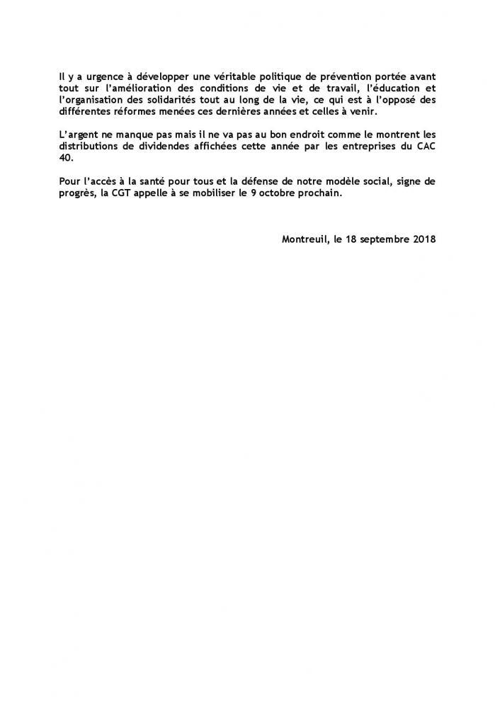 Plan sante 2022 communique de presse cgt page 002