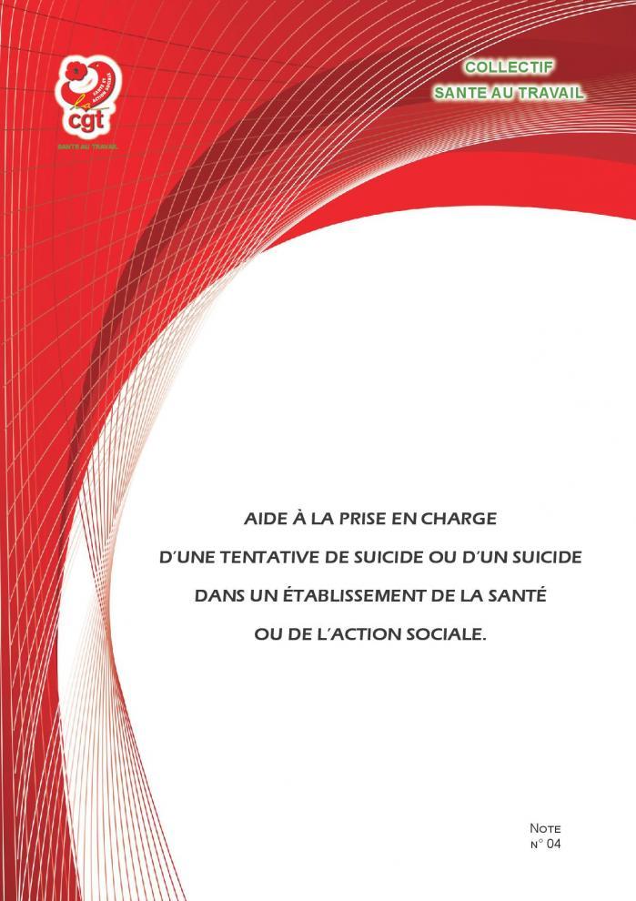 Sante au travail aide a la prise en charge du suicide 120118 page 001