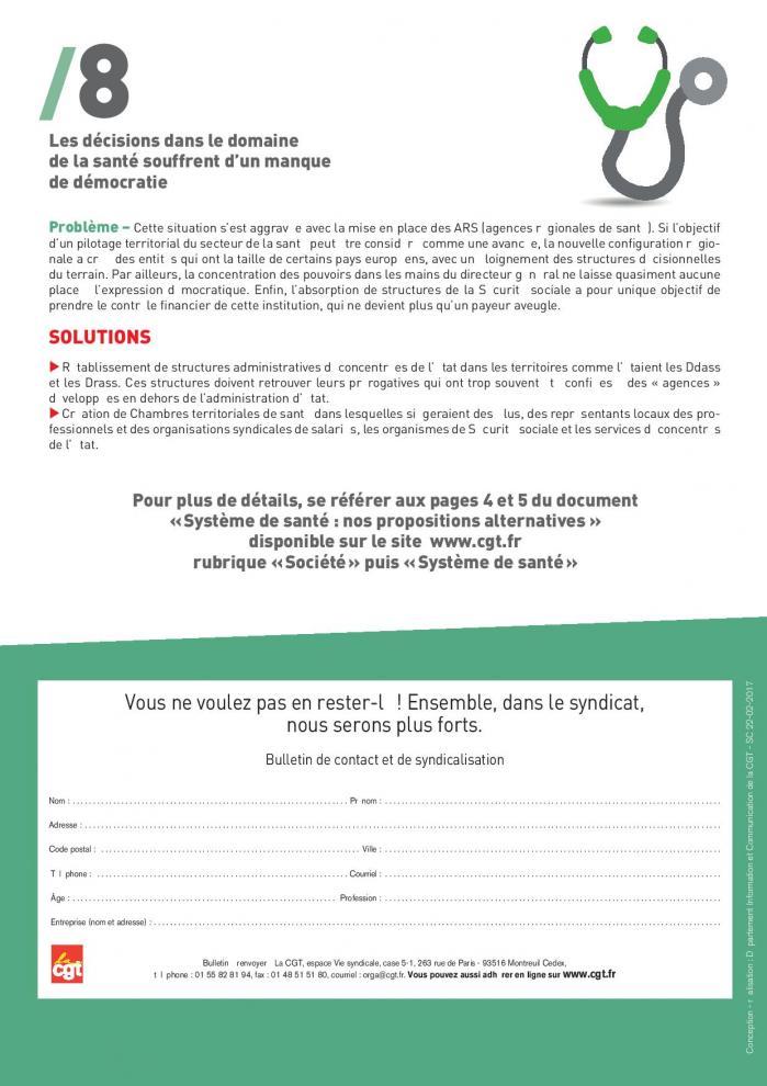 Sante propositions cgt pour repondre a l urgence page 004