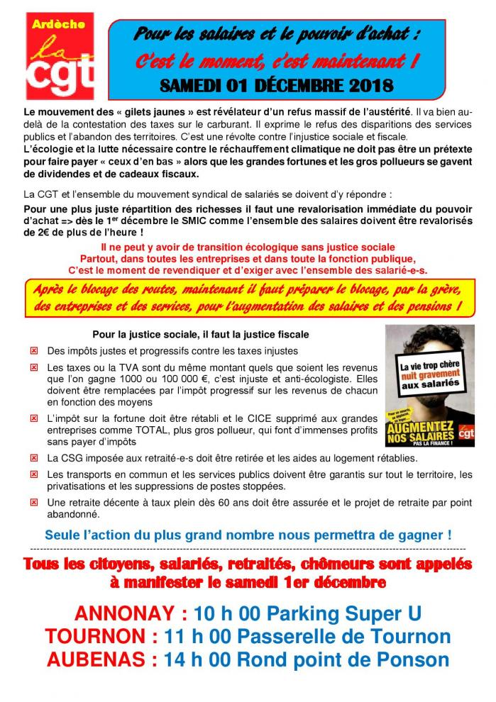 Tract 1 12 2018 cgt ardeche page 001
