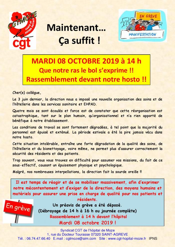 Tract action 08 octobre 2019 moze page 2