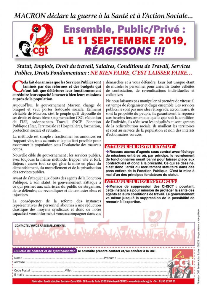 Tract federal 11 septembre 2019 1