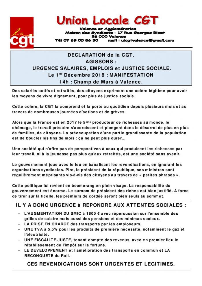 Tract ulcgt action 1er decembre 2018 page 001