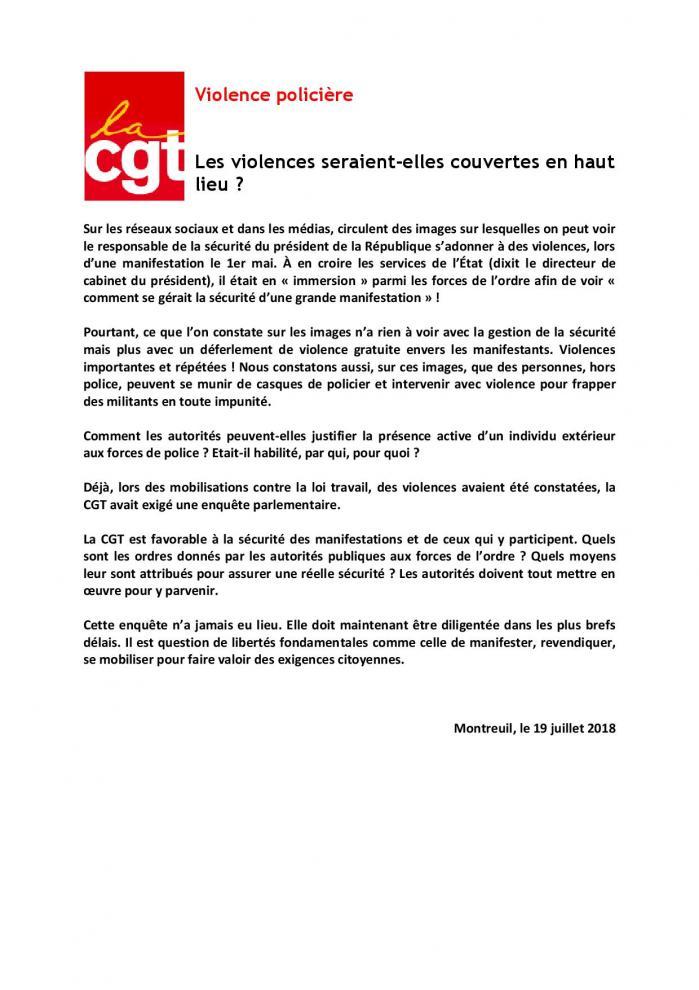 Violence policiere cgt com19 07 2018 page 001