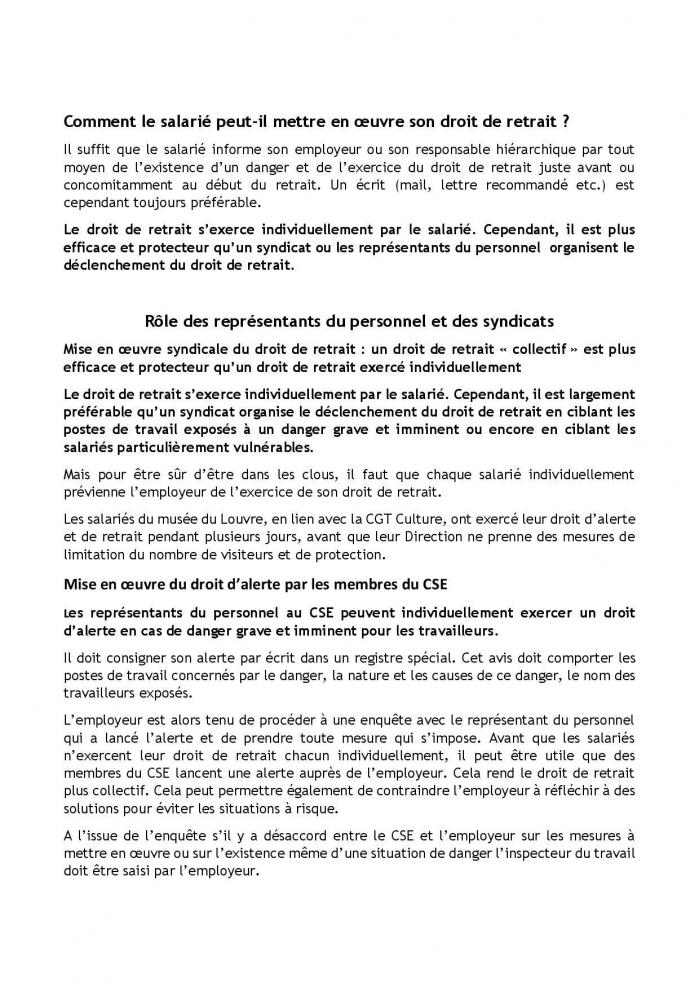 19 03 20 fiche dlaj coronavirus droit de retrait et action syndicale et du cse page 003