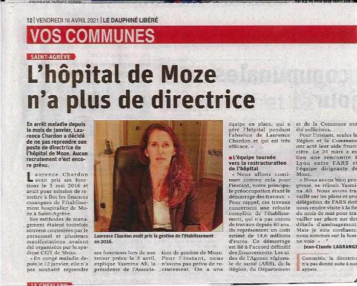 Article dauphine depart direction moze page 001