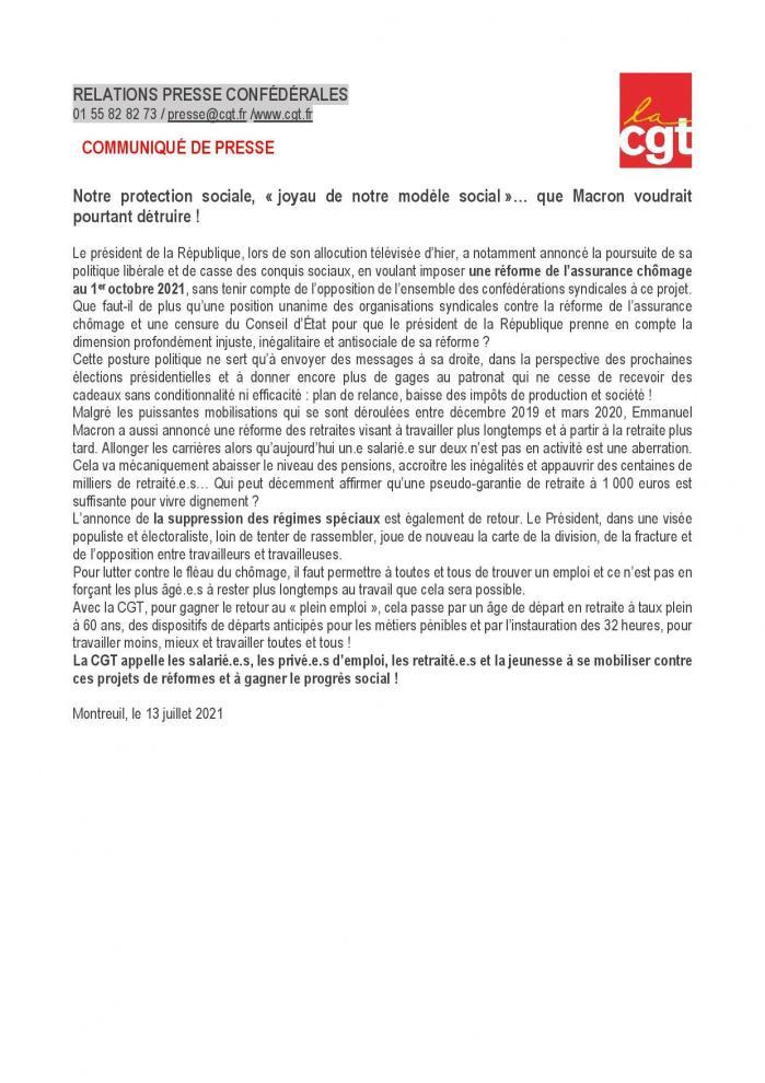 Cp cgt macron et la protection sociale page 001