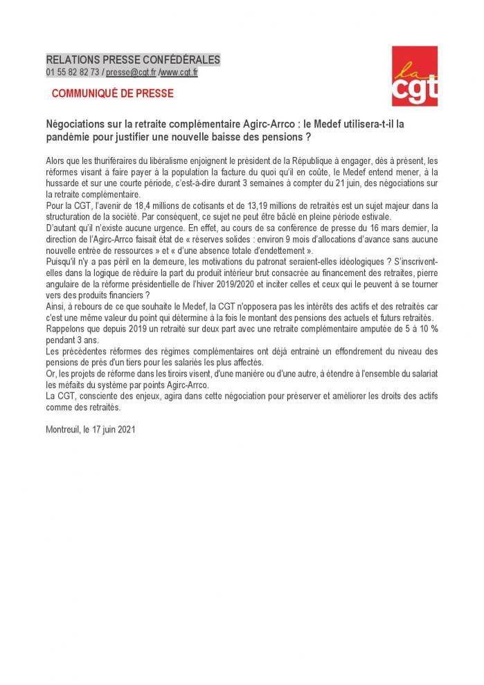 Cp cgt negociation agirc arrco page 001