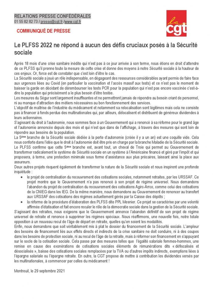 Cp cgt plfss 2022 nettement insuffisant page 001