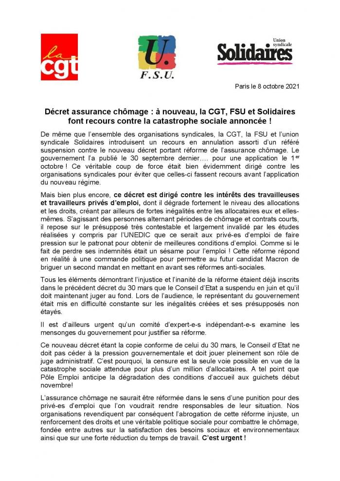 Cp commun recours assurance chomage page 001