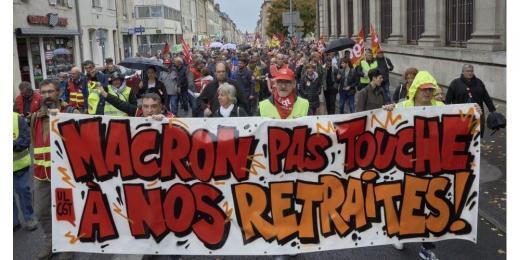 Nancy le 24 septembre 2019 manifestation a l initiative de la cgt contre la reforme des retraites a nancy photo patrice saucourt l est republicain 1569340144