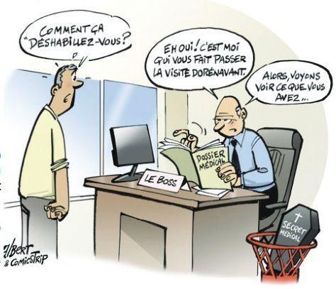 Ob b18df1 loi travail medecin travail