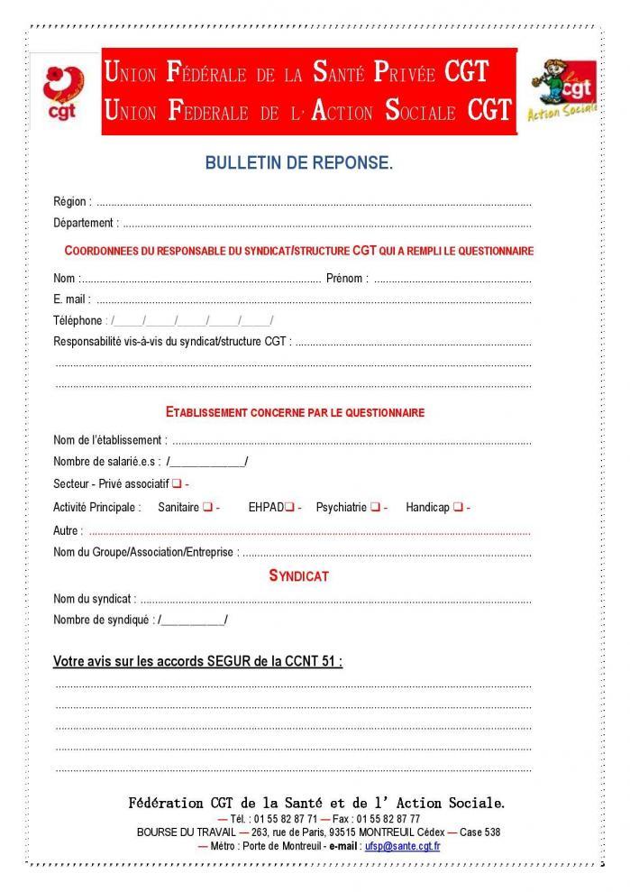 Questionnaire a retourner page 001