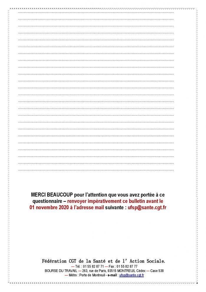 Questionnaire a retourner page 002