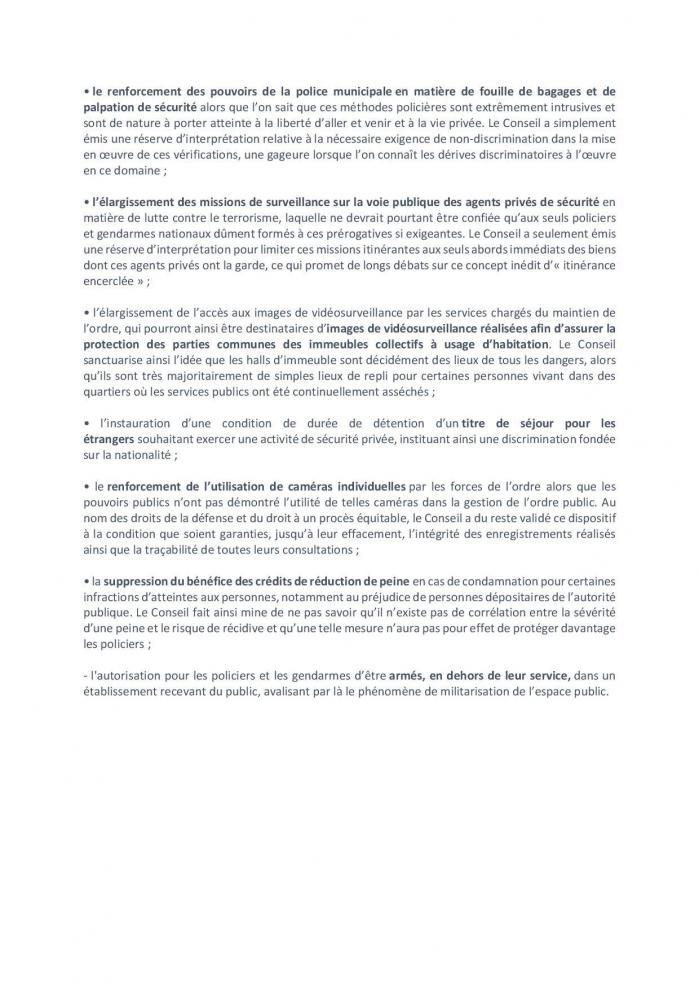 Stoploise cuglobale censure conseil constitutionnel 20 mai 2021 page 003