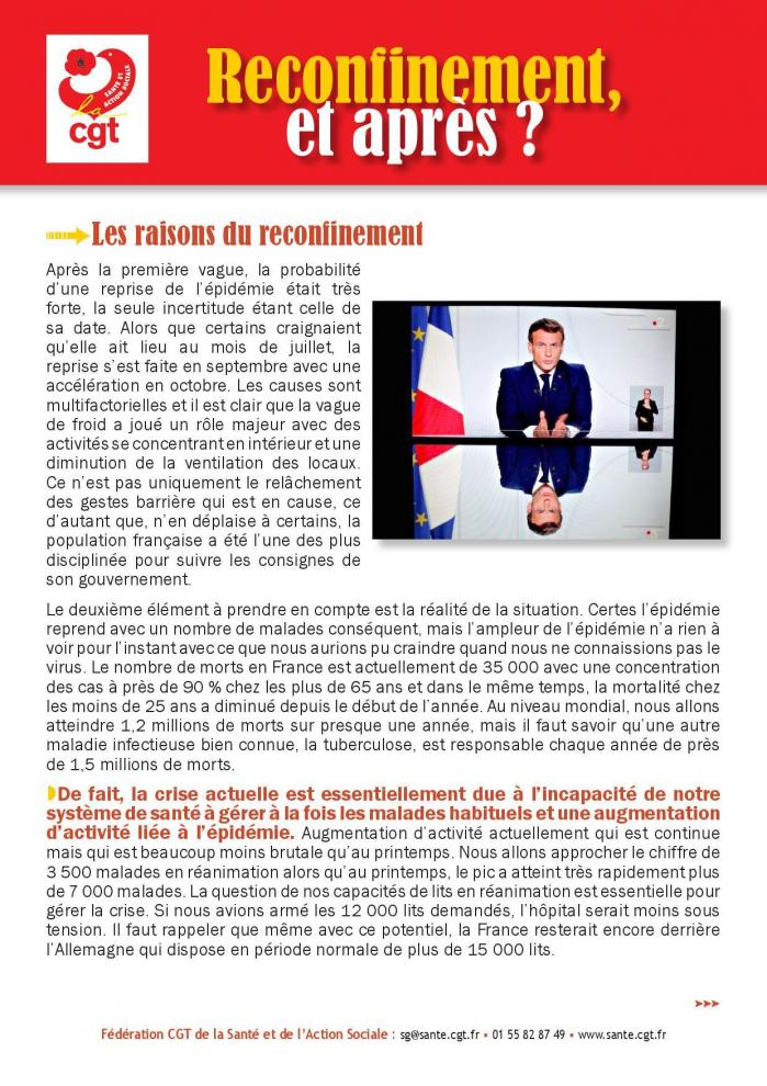 Tract 4p annonce reconfinement 29 10 2020 page 001