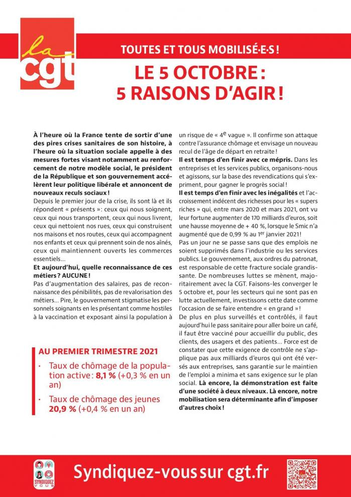 Tract 5 octobre page 001