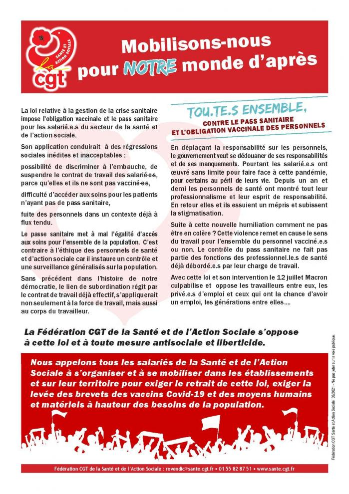 Tract contre pass sanitaire 082021 page 001
